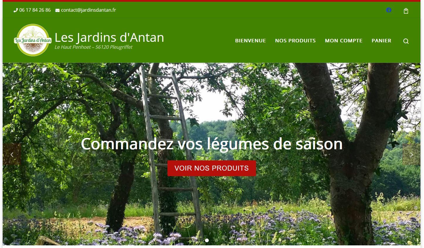 Les Jardins d'Antan